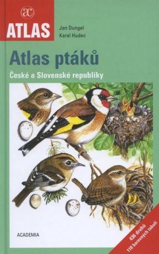 Atlas ptáků České a Slovenskérepubliky
